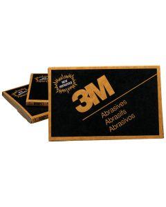 """3M Hookit Wetordry Sheet, 2500 Grade, 5-1/2"""" x 9"""""""