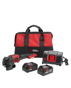 4.5IN 6.0Ah Cordless Angle Grinder Pack