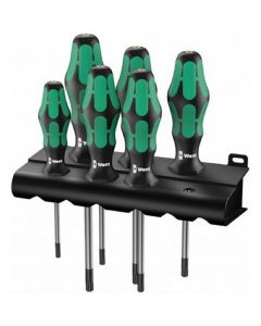 6-Piece Torx Hold Function Set with Rack