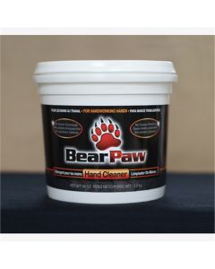 Bear Paw Non-Toxic Deep Cleaning Hand Cleaner, 40 oz. Tub (Case of 6)