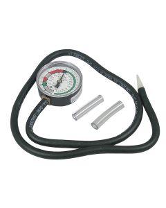 Vacuum Gauge and Fuel Pump Pressure Tester