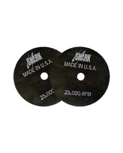 Cut-Off Wheels,4X1/8X7/8,10Pk