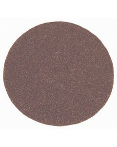 "2"" Alum Oxide Disc, 50 Grit (100/Box)"