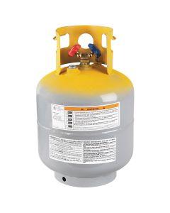 50 Lb. R-12 A/C Refillable Refrigerant Tank