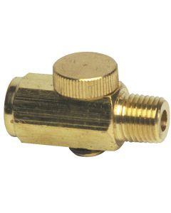Brass Air Regulator