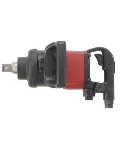 "1"" Drive Industrial Straight Impact Wrench with D Handle"