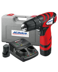 ACDelco Lith-Ion 8V 3/8 in. Drill Driver, 130 in/lbs.