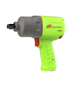 "1/2"" Drive Air Impact Wrench, Hi-Viz Green"