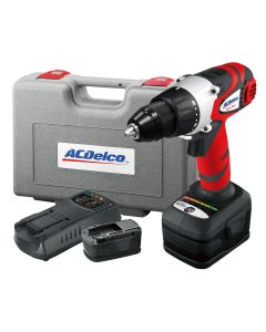ACDelco Lith-Ion 18V 1/2 in. 2-Speed Drill Driver