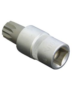 "1/2"" Drive 12 Point Tamper-Proof Socket - 16mm"