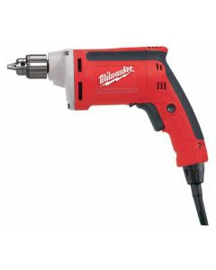 Milwaukee 1/4 in. Magnum Drill, 0-4000 RPM with QUIK-LOK Cord