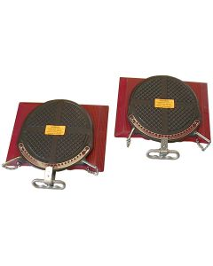 WHELL ALLINGMENT TURNTABES (2)