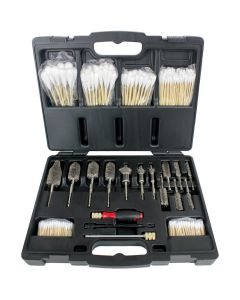 Professional Diesel Injector-Seat Cleaning Kit - Stainless Steel