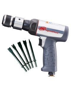 Ingersoll Rand Short Barrel Air Hammer Kit, Low Vibration