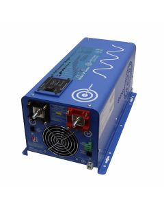 2000WT Inverter Charger 24 VDC To 120 VAC