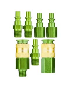 "1/4"" Green Coupler Kit"