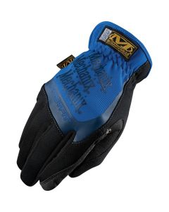FastFit Gloves, Blue, Small