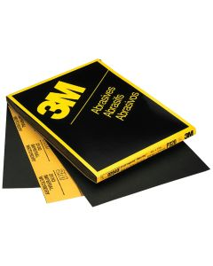 """3M imperial Wetordry 9"""" x 11"""" Sheet - 50 Sheets per Sleeve"""