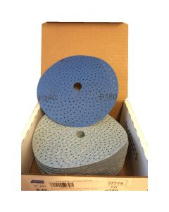 Multi-Air Cyclonic Dry Ice 6 in. NorGrip Discs, 180 Grit (50-Pack)