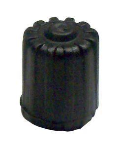 Valve Cap - Nylon (Black)