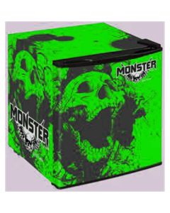 Monster Mobile? Small Refrigerator - Green