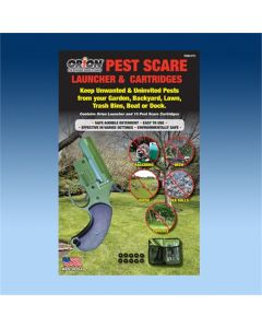 Orion Pest Scare Kit with 1 Launcher and 10 Cartridges