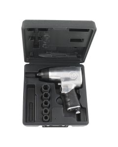 "CP734HKM 1/2"" IMPACT WRENCH KIT METRIC"