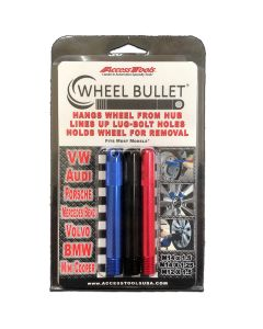 Wheel Bullet 3 PK