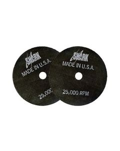Cut-Off Wheels,3X1/32X1/4,10Pk