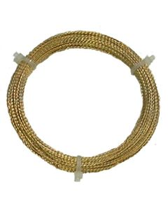 Braided, Golden Stainless Steel Windshield Cut-Out Wire