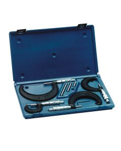 4 Piece Micrometer Set