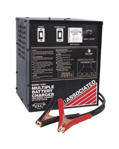 Associated 60-Cell Series Battery Charger, 6 Amp, 0-150V