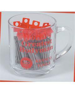 Keysco Mug with Drill Bits