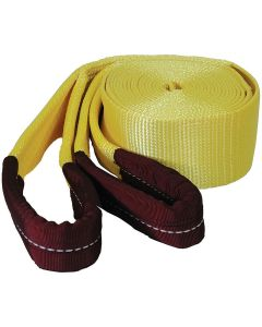 """3"""" x 30' Tow Strap with Looped Ends @ 30,000 lb. Capacity"""