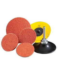 Cloth Quick-Change Disc 3In. 50 Grit