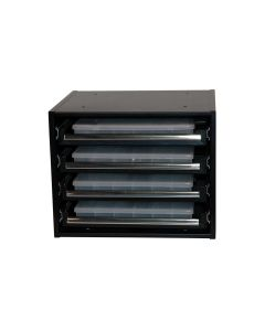 Cabinet 4-Drawer and Base