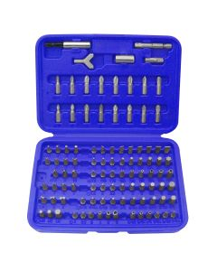 Astro Pneumatic 100-Piece Torx Screwdriver and Multi Bit Assortment Kit