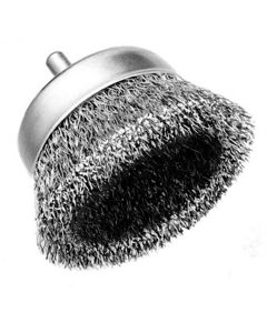 "2 1/2"" Wire Cup Brush"
