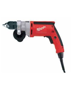 Milwaukee 1/2 in. Magnum Drill, 0-850 RPM with All Metal Chuck and QUIK-LOK cord