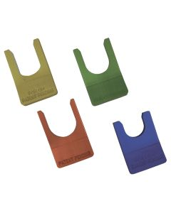 4-pc Radiator Disconnect Tool Set by KTI