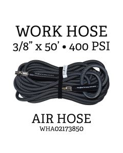 3/8 in. x 50 ft. Flexible Air Hose