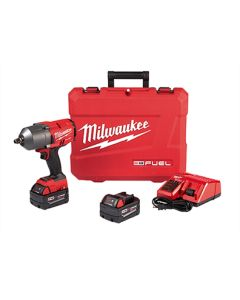 M18 FUEL 1/2 Impact Wrench and Frict Ring w/ (2) Batteries Kit