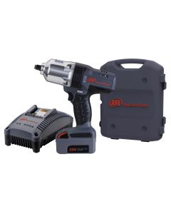 """IQv20 Li-Ion 1/2"""" Drive Impact Wrench Kit with Charger and One Battery"""