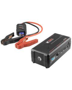 Industrial Power Bank and Jump Starter Kit with 30,000 mAh