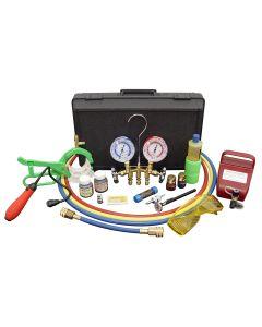 Complete A/C Diagnostics and Service Kit