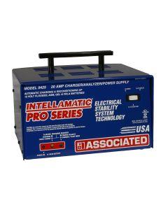 Portable Intellamatic 20-Amp Charger