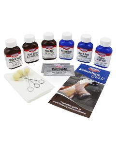 Deluxe Perma Blue and Tru-Oil Complete Finish Kit