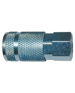 "1/4"" Aro Series Type ""B"" Coupler with 1/4"" FNPT"