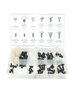 90PC Retainer Kit-GM Body
