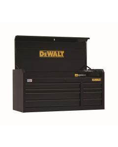 DeWalt 8-Drawer Chest, 52 in. x 21 in., Black